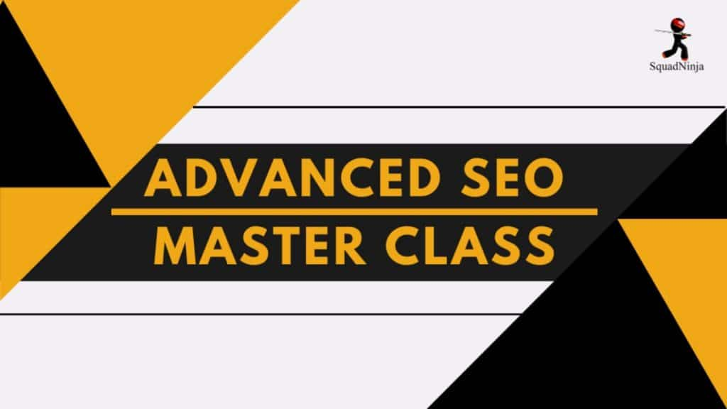 Advanced seo masterclass training program in hindi