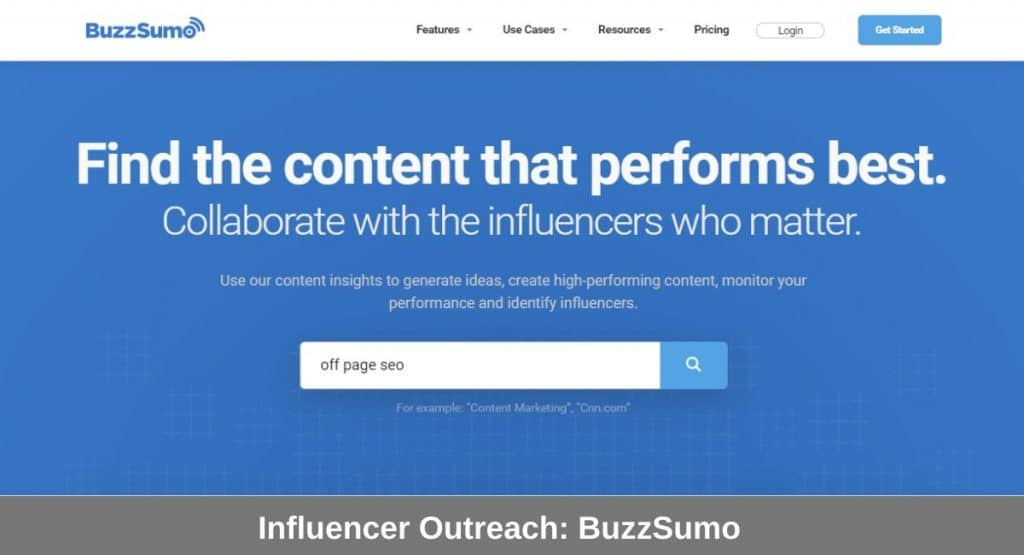 Influencer Outreach backlinks in hindi