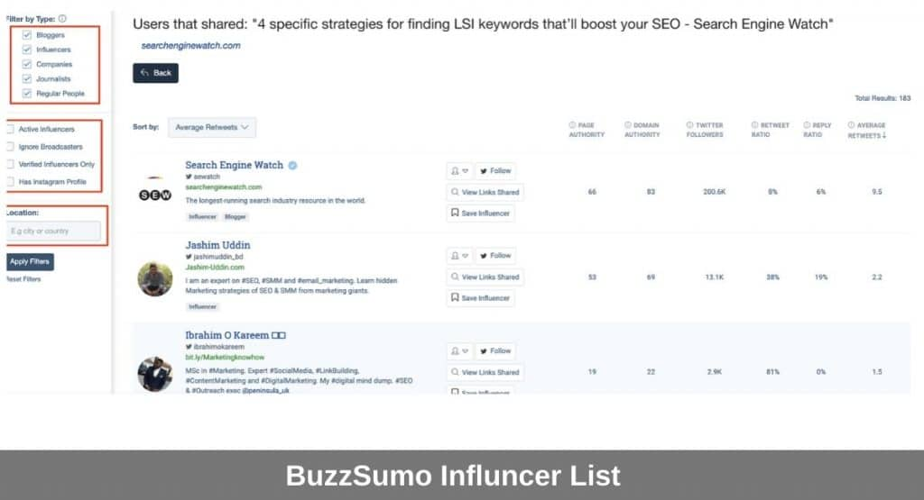 Influencer Outreach Profile Off Page SEO Technique In Hindi
