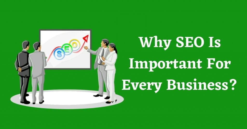 Why seo marketing is important for every business